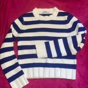 NWOT English factory sweater
